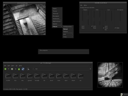 pekwm screenshots-6