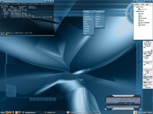 pekwm screenshots-8